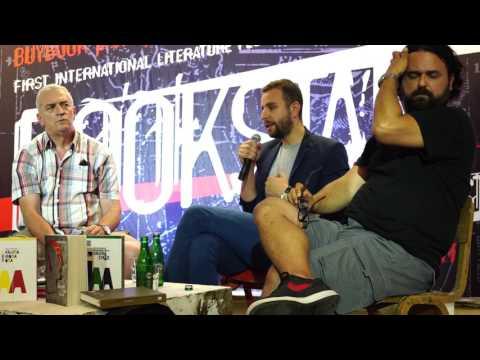 Bookstan 2016: OKF Cetinje / Contemporary Literature from Montenegro