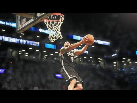 Deron Williams: Top 10 Dunks as a NJ/Brooklyn Net