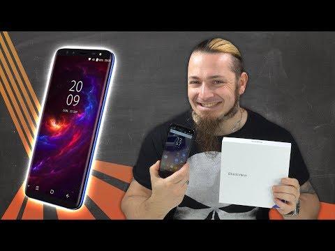 BLACKVIEW S8 📱 130€ für Galaxy S8 Look? [Review, Technik, German, Deutsch]