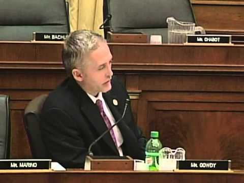 Rep. Gowdy- House Judiciary Committee: Drones and the War on Terror