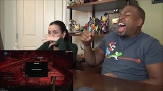 Gamer RAGE Compilation #2 - REACTION!!!