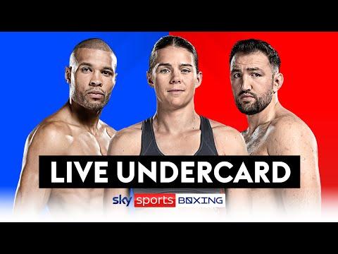 Live Boxing!   Brad Rea Vs Jez Smith, Georgia O'connor, Michael Webster & April Hunter   Fight Night  Sports