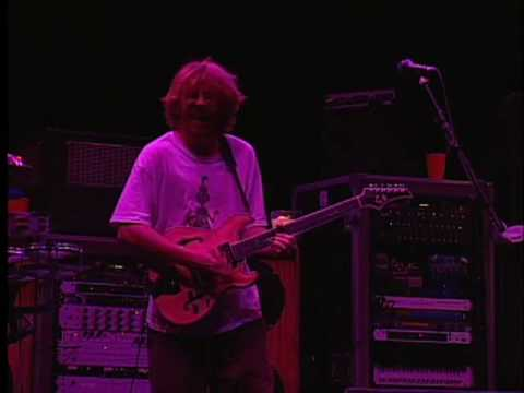 "PHISH 8-17-96 ""It's Ice"" - CLIFFORD BALL DVD preview"
