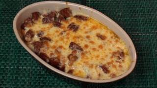 Cheesy Sausage and Beans Recipe