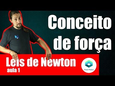 Física - Leis de Newton: Conceito de força