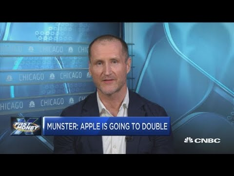 Loup Ventures founder Gene Munster says Apple's set to double. Here's why