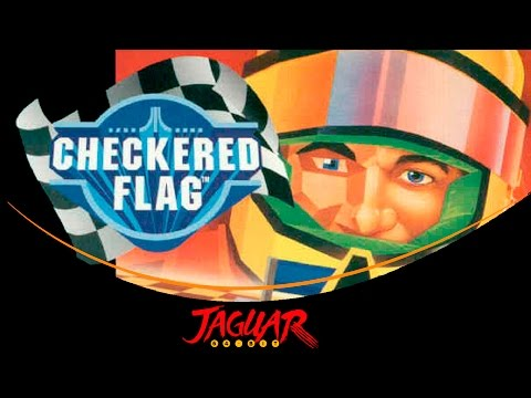 Checkered Flag [Atari Jaguar]