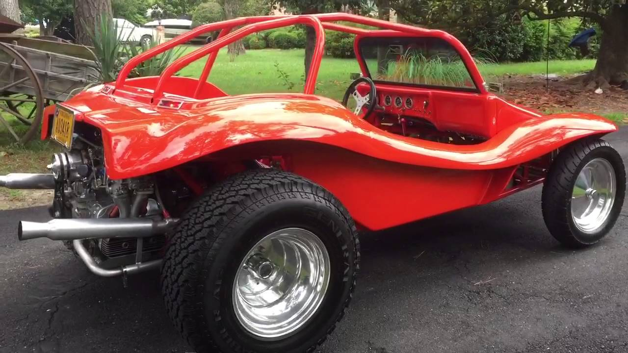 El Lobo Dune Buggy For Sale - YouTube