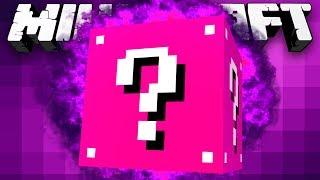 Minecraft Modded Minigame: EVIL LUCKY BLOCKS?! (Lucky PVP) - w/Preston & Friends!