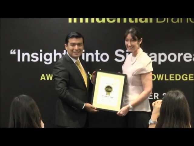 Influential Brands - Insights into Singaporean Gen Y Awards