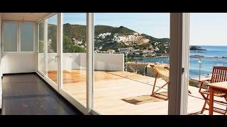 видео Подъемно-сдвижные системы для окон и дверей