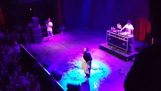Action Bronson - Easy Rider  9-24-11 The Fillmore 5/4/15