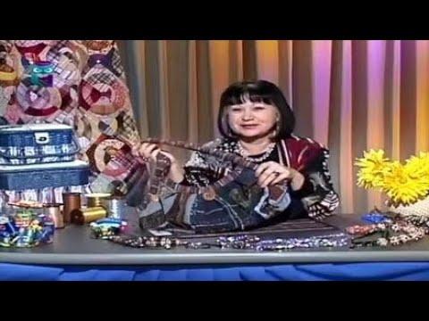 Лоскутное шитье. Шьём стильную сумку по традиционной японской технологии боро. Мастер класс
