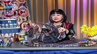 """Лоскутное шитье. Шьём стильную сумку по традиционной японской технологии """"боро"""". Мастер класс"""