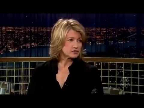 Martha Stewart about Cleaning jokes in Prison