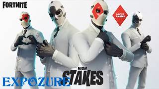 Fortnite High Stakes DELAYED Skins and Info