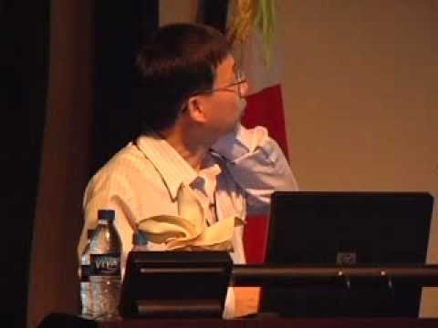 Exit seminar of Shaobing Peng: Crop physiology research at IRRI