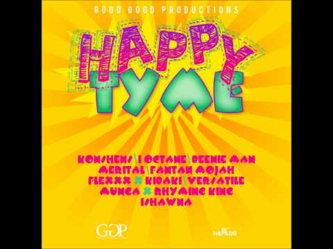 HAPPY TYME RIDDIM MIX 2013 DJ  FRESH @DJFRESH.mp3
