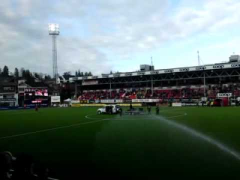 Espen Hansen & Tromsø Three - Ring of Fire, live at Alfheim Stadion (Johnny Cash Cover)