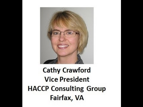 How a Food Production Facility Designs a HACCP Plan with Cathy Crawford