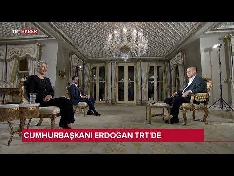 TRT Haber Özel Yayını - 03.02.2019 - Cumhurbaşkanı Recep Tayyip Erdoğan