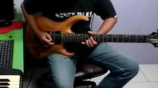 Haruskah berakhir -  Ridho rhoma - cover guitar by: Arnos kamjet - Stafaband