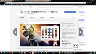 HOW TO GET THE OLD LOGO ON ROBLOX WORKING *2017- 2018