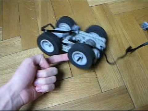 Lego Limited Slip Differential