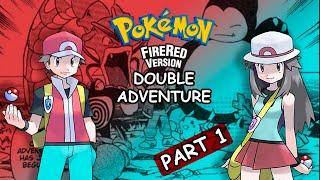 [Прохождение] Pokemon FireRed - Начало двойного путешествия #1