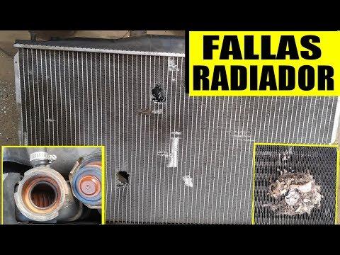 Porque se puede romper un radiador