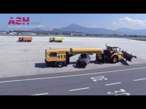ASH Group - Professionals on the airport 2016
