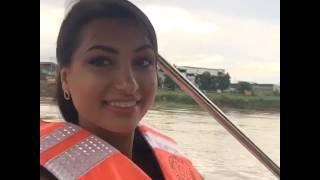Miss Pakistan Earth Anzhelika Tahir in Miss Earth 2016