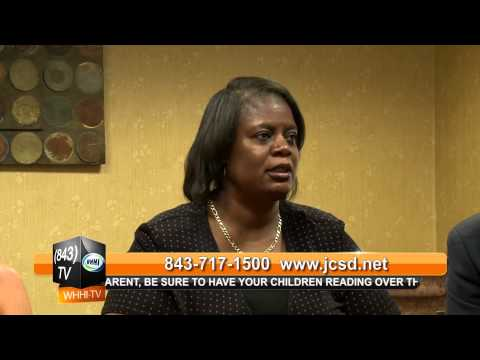 843TV | Karen Parker, Ridgeland Hardeeville High School | 6-17-2014 | Only on WHHI-TV