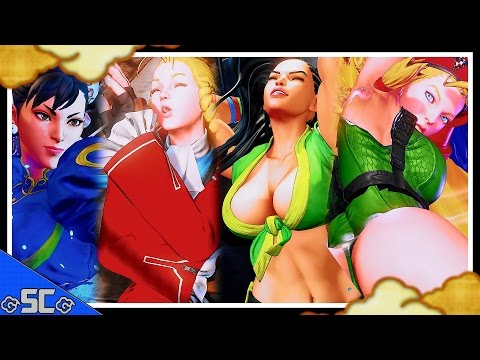 STREET FIGHTER 5 | ALL ULTRA COMBOS / CRITICAL ARTS!【8K UHD 60FPS】