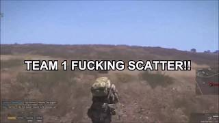 Best moments of SovietWomble in Arma 3 Bullshittery - Part 1.