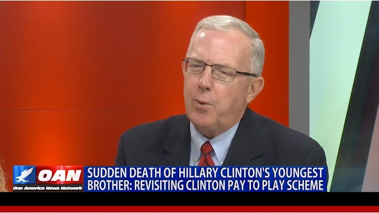 """Judicial Watch - Chris Farrell: Clinton Family Members Play Fast & Loose With What is """"Perm"""