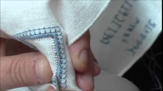 Film 4 Draden Uit Venster Knippen