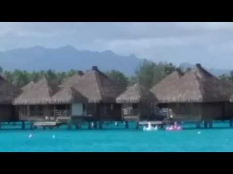 Yacht Ride to Bora Bora Airport