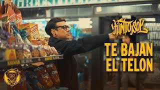Kinto Sol - Te Bajan El Telon [VIDEO OFICIAL]