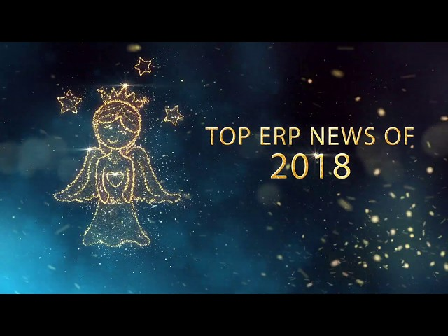 Top ERP News of 2018