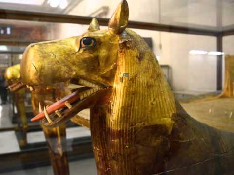 Secrets of the Egyptian Museum part 2