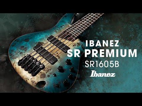 Ibanez Premium - SR1605B Electric Bass
