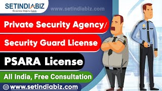 Security Agency / Private Security Business Full Details by Setindibiz More info Call +91-9899600605