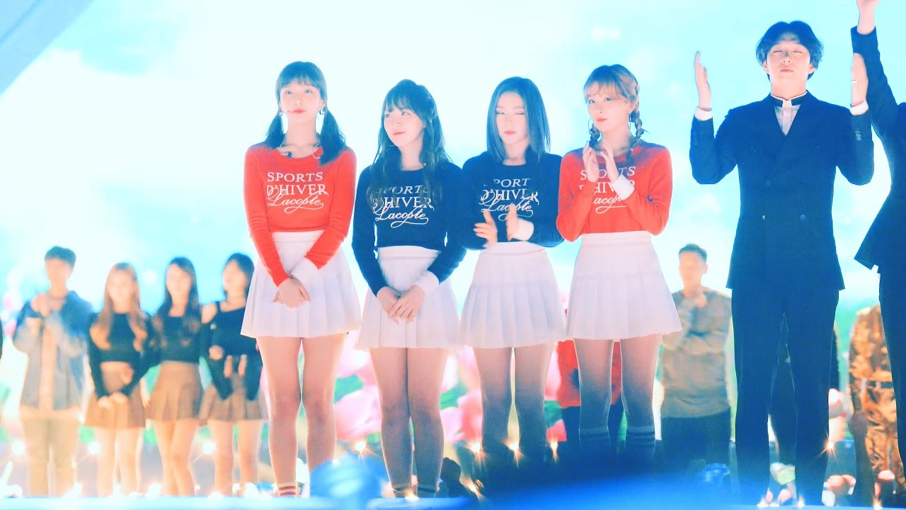 Download [4k Fancam/직캠]161022 레드벨벳 (Red Velvet) 오프닝 @청소년음악회