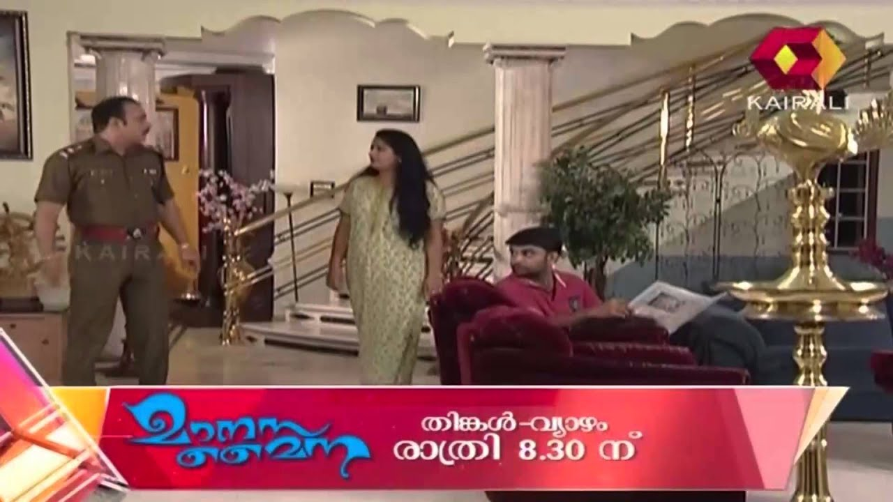 Manasa Myna Showreel 24th July 2015