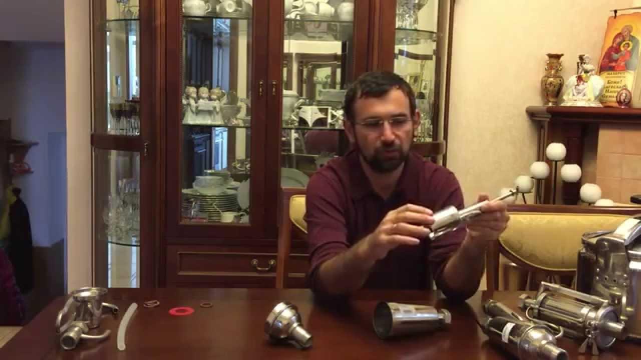Экстрактор сокслета своими руками видео 154