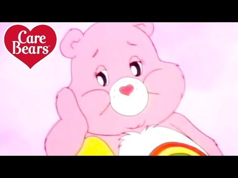 Classic Care Bears | Cheer Bear Lost Her Cheer!
