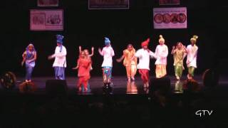 Apna Virsa Boys & Girls - Leh Ve Chattri @ Apna Virsa Bhangra Night 2009