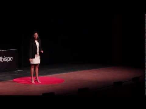 The Community Cure: Neha Sangwan at TEDxSanLuisObispo