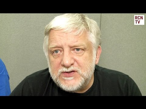 Simon Russell Beale Interview London Film & Comic Con 2015